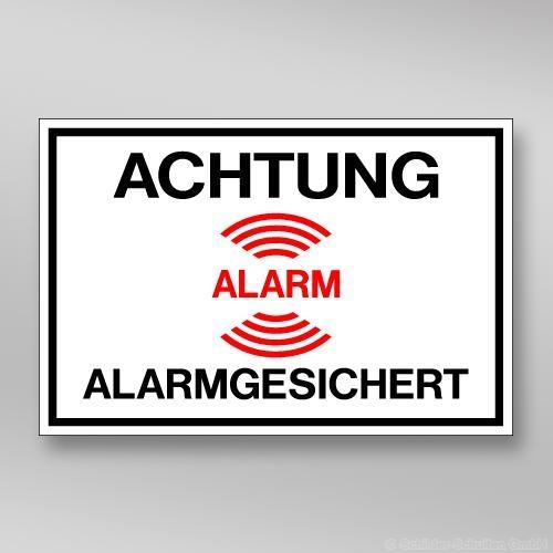 Alarmgesichert AL.130.252