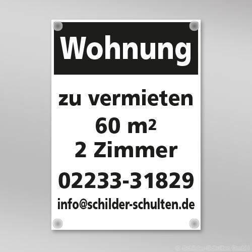 Saugnapfschilder 594x841mm DIN A1 IMM.003