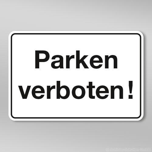 Parken verboten! GB252