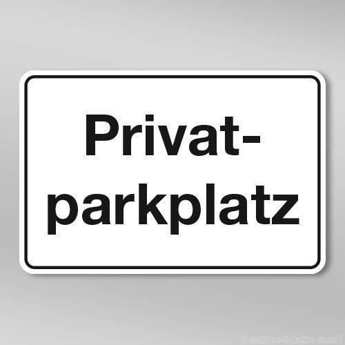 Privatparkplatz GB253