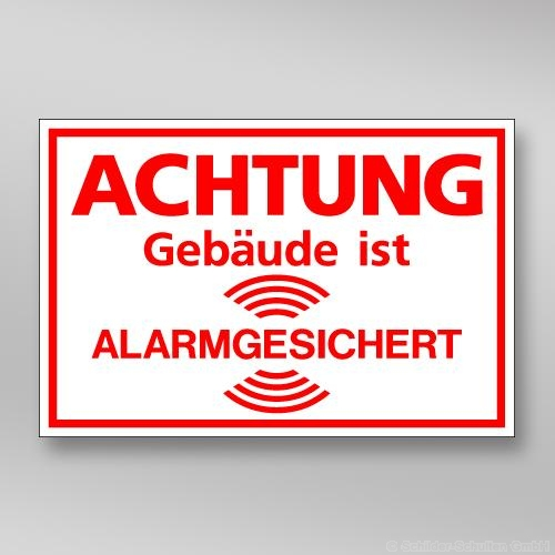 Alarmgesichert AL.130.256