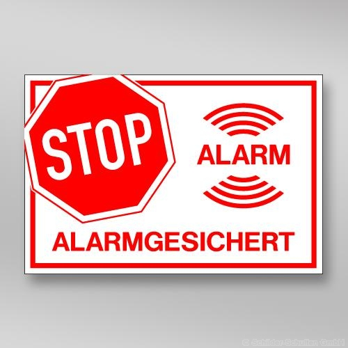 Alarmgesichert AL.130.257