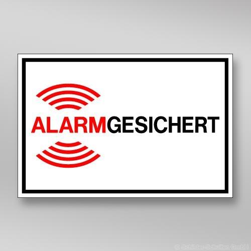 Alarmaufkleber AL.253